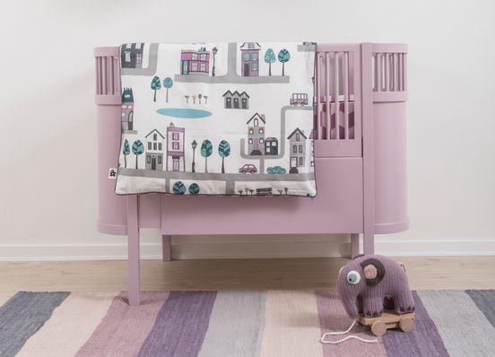 Pastel rosa kili seng fra Sebra